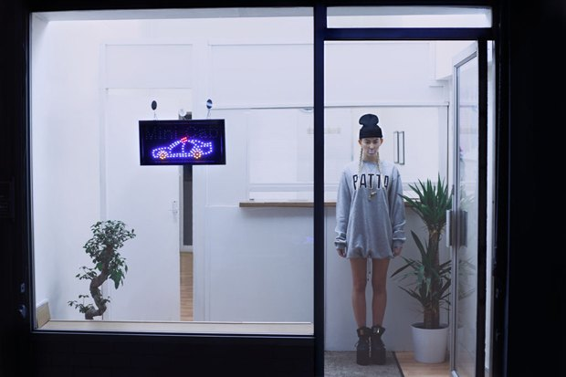 Марка Patta выпустила коллекцию мужской одежды, созданной для девушек. Изображение № 3.