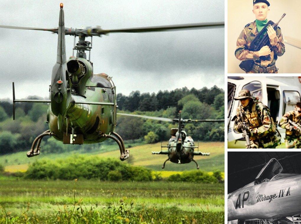 Что публикуют в своих Instagram военные разных стран. Изображение № 6.
