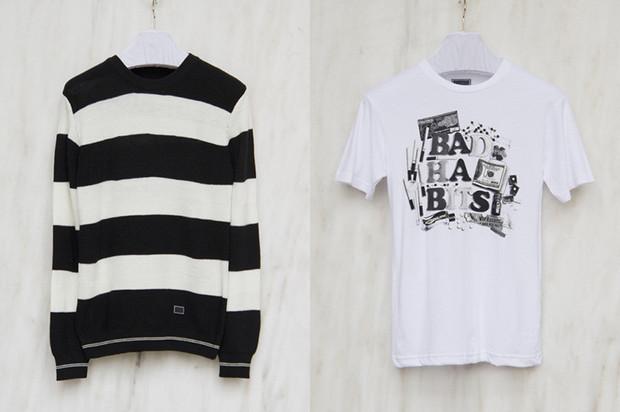 Американская марка Freshjive выпустила вторую часть весенней коллекции одежды. Изображение № 3.