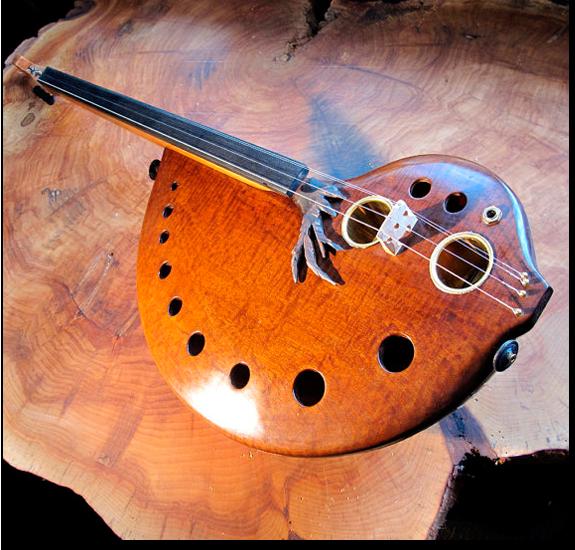 Ручная работа: Музыкальный инструмент Рэя Винсента. Изображение № 1.