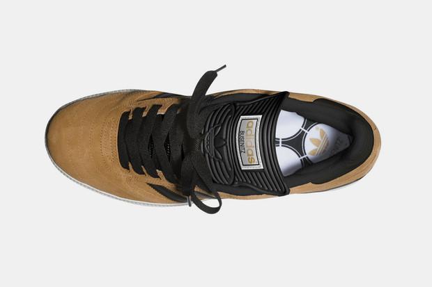 Марка Adidas Skateboarding выпустила весеннюю коллекцию кроссовок Busenitz. Изображение № 5.