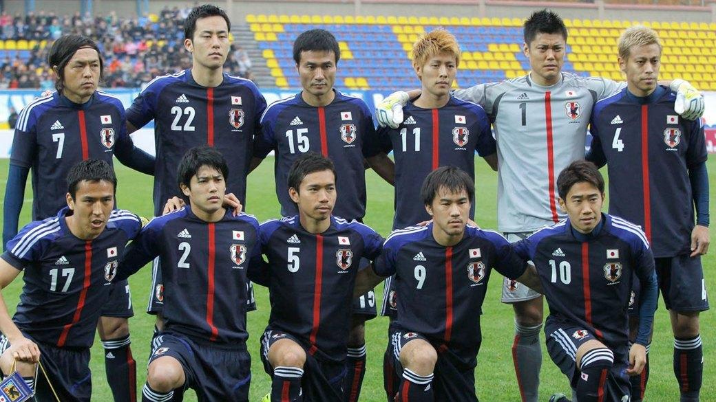 Путь самурая: Чего ждать от сборной Японии на чемпионате мира. Изображение № 2.