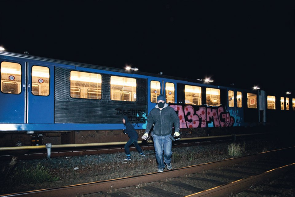 8 знаменитых фотографов, исследовавших мир граффити. Изображение № 40.
