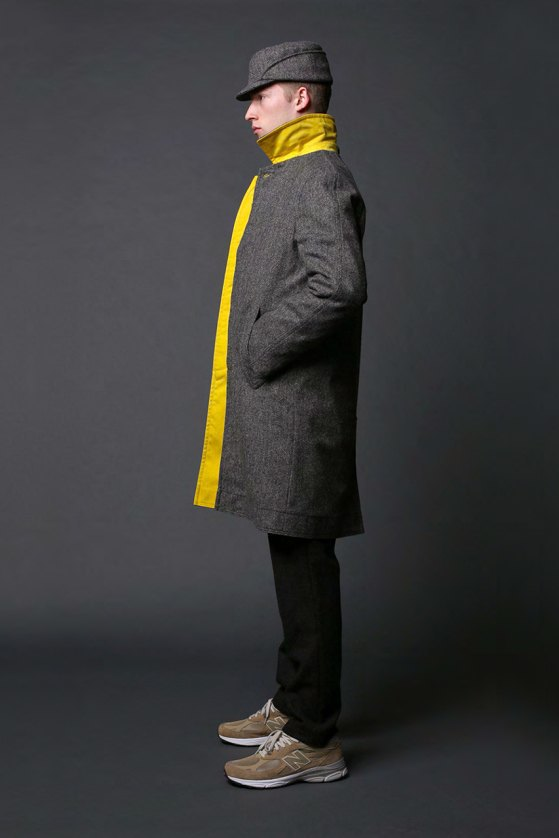 Марк МакНейри и Woolrich Woolen Mills показали лукбук новой осенней коллекции. Изображение № 1.