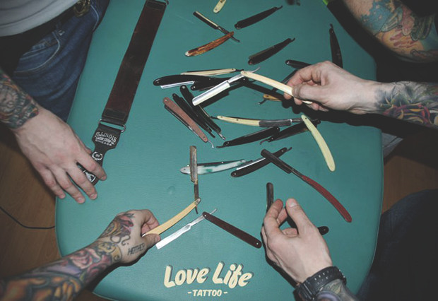 Избранные работы студии Love Life Tattoo. Изображение № 1.