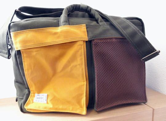 Изображение 5. Компания Porter выпустила две коллаборационные линии сумок.. Изображение № 5.