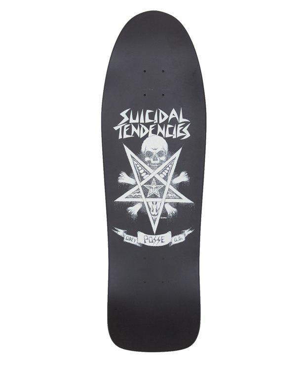 Марки Obey и группа Suicidal Tendencies выпустили совместную коллекцию одежды. Изображение № 4.