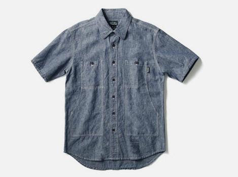 Американская марка Manastash выпустила весеннюю коллекцию одежды. Изображение № 5.