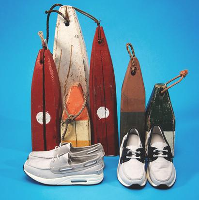 Итальянская марка BePositive выпустила весеннюю коллекцию обуви. Изображение № 5.