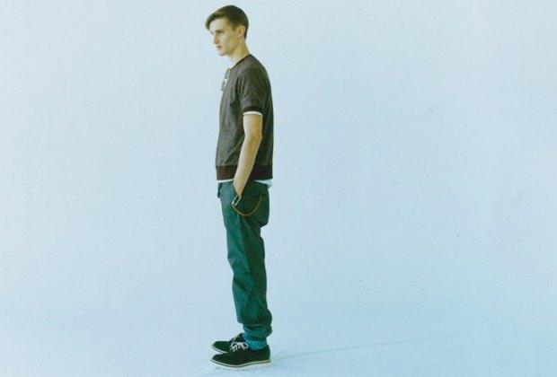 Марка Cash Ca опубликовала лукбук весенней коллекции одежды. Изображение № 6.