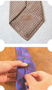 Гид по галстукам: История, строение, виды узлов и рисунков. Изображение № 5.