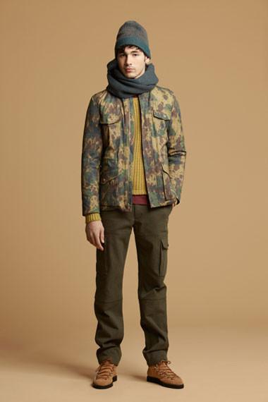 Марка Opening Ceremony выпустила лукбук осенней коллекции одежды. Изображение № 4.