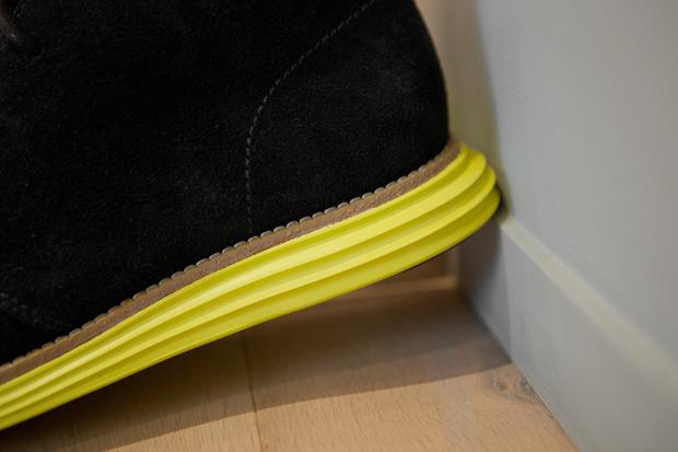Марка Cole Haan выпустила две новые модели обуви с подошвой кроссовок Nike Lunar. Изображение № 3.