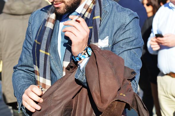 Итоги Pitti Uomo: 10 трендов будущей весны, репортажи и новые коллекции на выставке мужской одежды. Изображение № 106.
