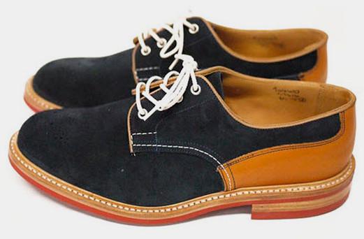 Марки Cash Ca и Trickers выпустили совместную коллекцию обуви. Изображение № 7.