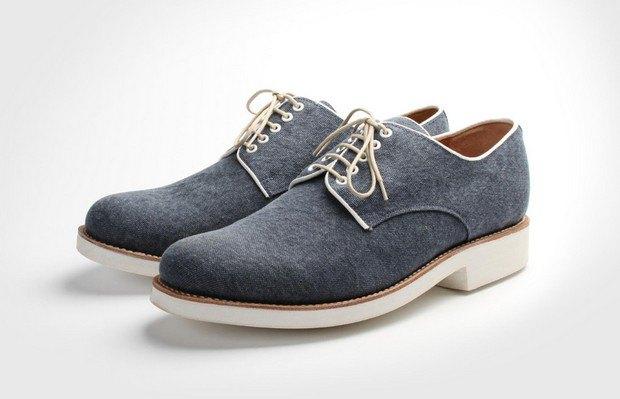 Марка Grenson выпустила весеннюю коллекцию обуви. Изображение № 10.