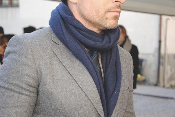 Детали: Репортаж с выставки мужской одежды Pitti Uomo. День второй. Изображение № 3.