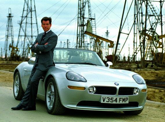 Автомобили из фильмов о Джеймсе Бонде продадут на аукционе. Изображение № 2.
