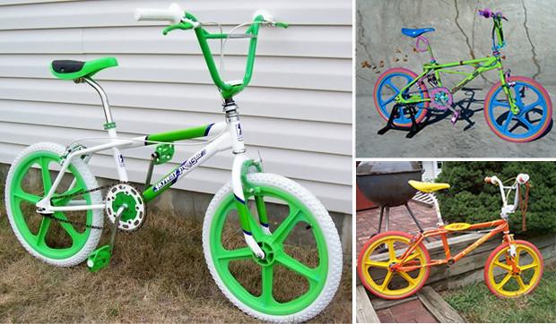 Старая школа: Все, что нужно знать о ретро-BMX — как они появились, где их покупать и зачем. Изображение №21.