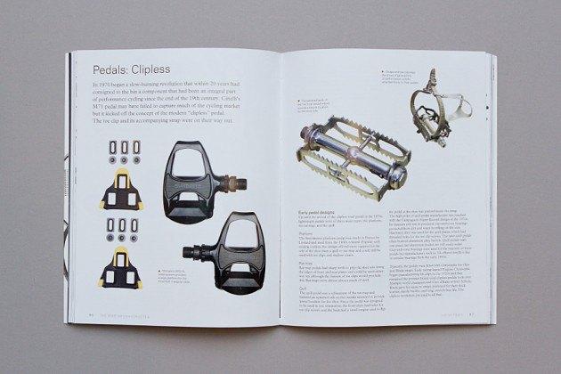 Вышел подробный атлас устройства современного велосипеда. Изображение № 2.