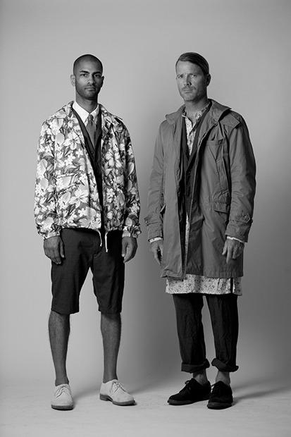 Марка Engineered Garments представила новую коллекцию на весну будущего года. Изображение № 3.