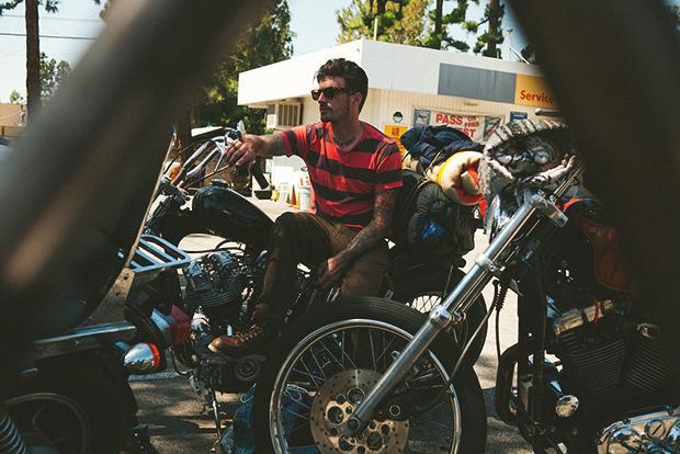 Фоторепортаж создателей марки Brixton из их путешествия по Калифорнии. Изображение № 1.