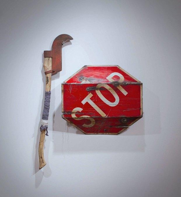 In Service of a Villain: Оружие постапокалипсиса в проекте художника Коби Кеннеди. Изображение № 5.