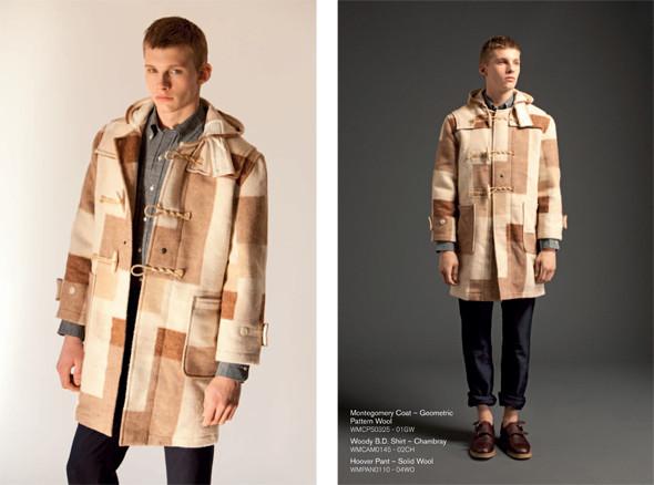 Лукбук Woolrich Woolen Mills F/W 2011-2012. Изображение № 8.