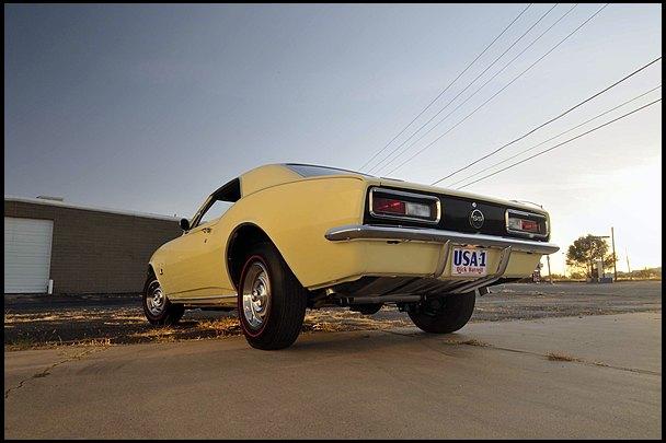 Редкий маслкар Chevrolet Yenko Super Camaro уйдет с молотка. Изображение № 4.