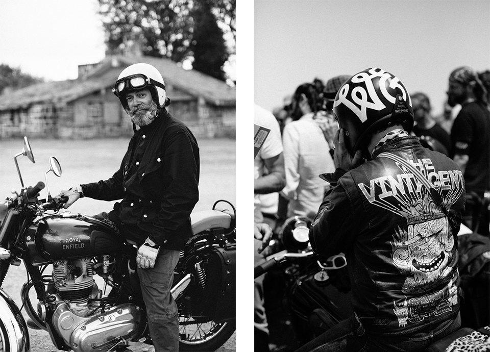 Фоторепортаж с мотоциклетного фестиваля Wheels & Waves. Изображение № 8.