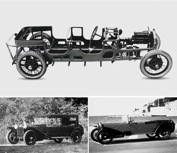 Гид по достижениям Lancia: 8 фантастических машин, опередивших свое время. Изображение № 1.