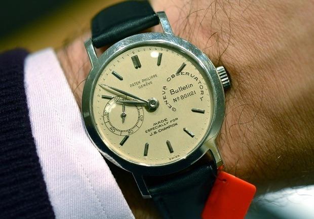 Самые дорогие в мире часы. Изображение № 8.