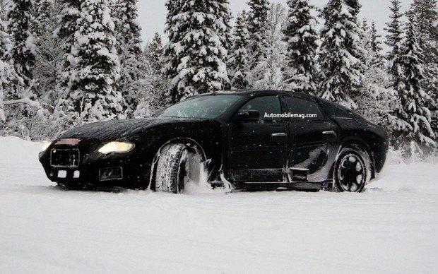 Maserati Ghibli. Изображение № 2.