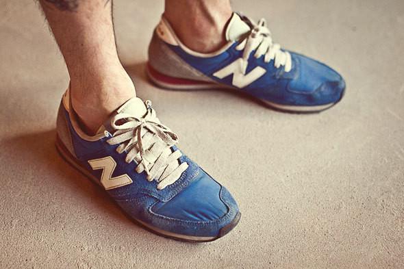Фоторепортаж: 50 мужских кроссовок на выставке Faces & Laces. Изображение № 10.