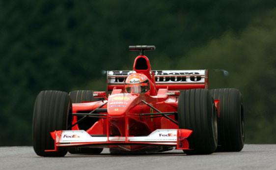 2000 Ferrari F1-2000. Изображение № 10.