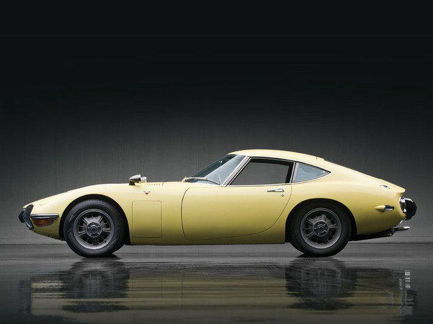 Редкий спорткар Toyota 2000GT 1967 года выставлен на аукцион. Изображение № 3.