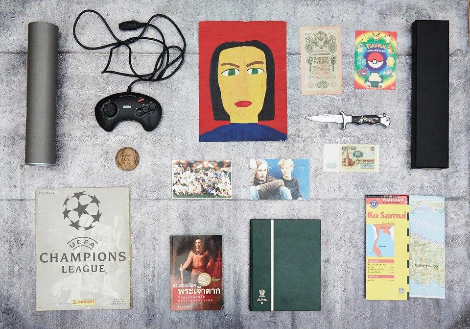 Личный состав: Любимые предметы из коллекции Олега Коронного. Изображение № 2.