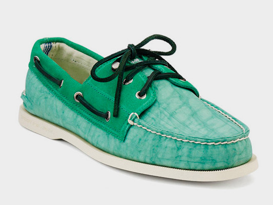 Марки Band of Outsiders и Sperry Top-Sider выпустили совместную коллекцию обуви. Изображение № 5.