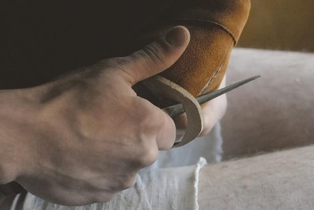 Обувь своими руками: Как сделать ботинки мечты в домашних условиях. Изображение № 28.