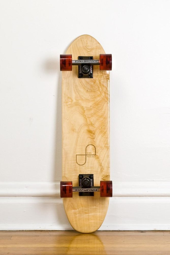 Дизайнер Джейк Эшелман выпустил коллекцию скейтбордов ручной работы. Изображение № 6.
