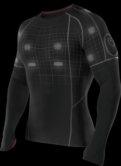 Инвентарь: Athos — «умный» костюм для тренировок . Изображение № 1.
