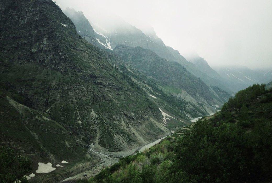 «Я думал, что умер и попал в рай»: Как я поднялся в Гималаи на мотоцикле. Изображение № 8.