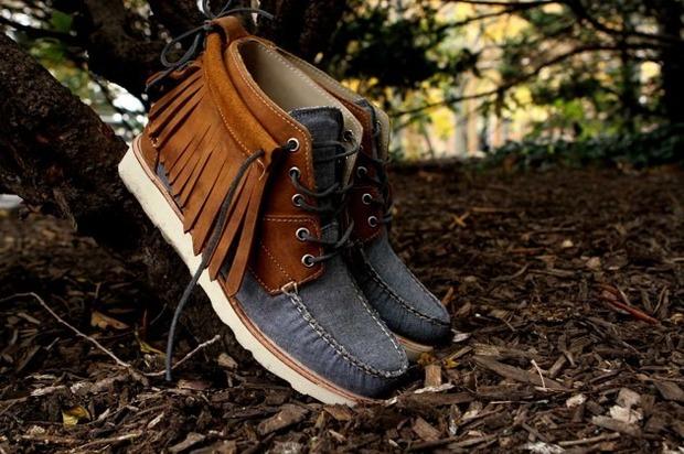 Дизайнер Ронни Фиг и марка Sebago выпустили капсульную коллекцию обуви. Изображение № 2.