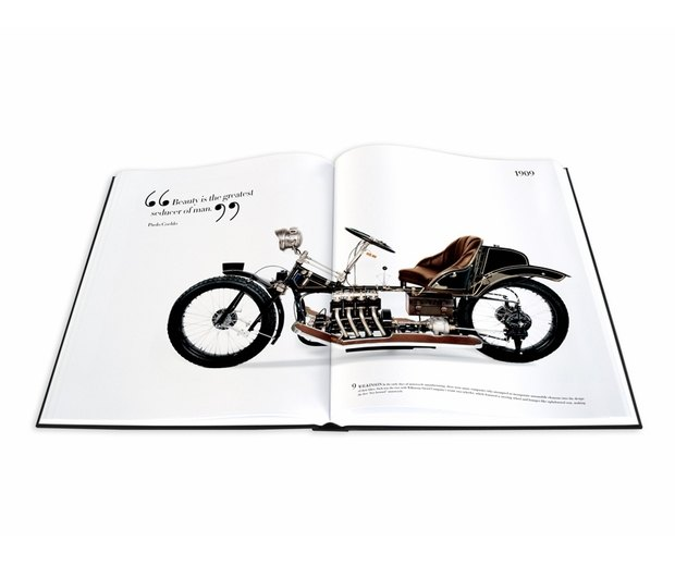 Вышла книга The Impossible Collection of Motorcycles. Изображение № 6.