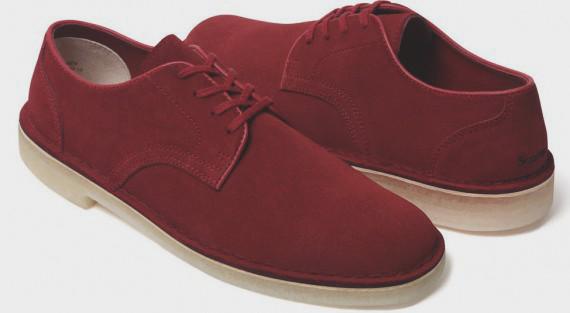 Марки Supreme и Clarks выпустили совместную модель обуви. Изображение № 3.