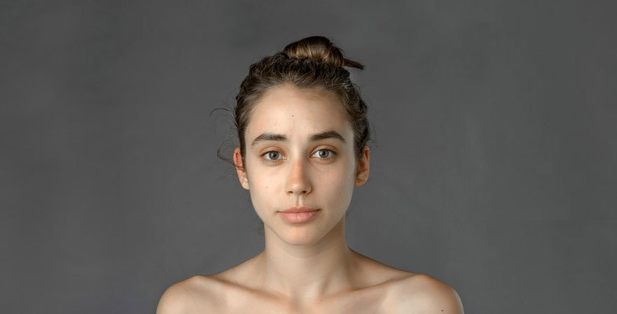 Как отличаются стандарты женской красоты в разных странах . Изображение № 1.