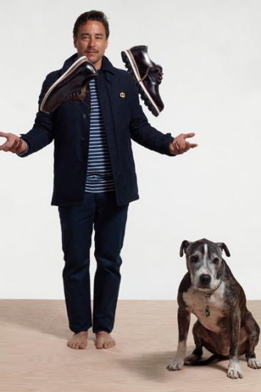Марка Stussy Deluxe выпустила лукбук осенней коллекции одежды. Изображение № 14.