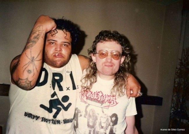 В сети появились архивные фотографии Sepultura. Изображение № 9.