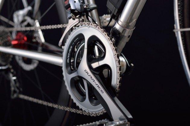 Велофирма Muller в сотрудничестве с Snow Peak представила горный байк. Изображение № 4.