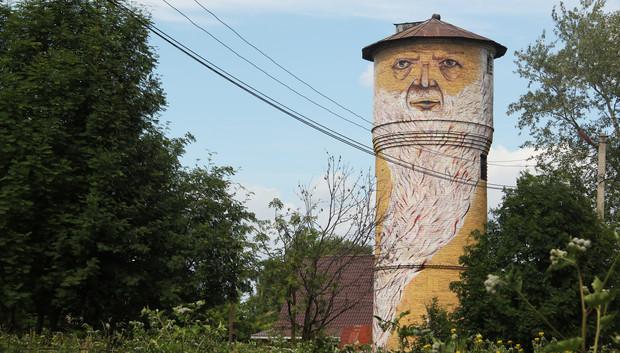 Скетчбук: Уличный художник Nomerz рассказывает о своих избранных работах. Изображение № 5.